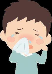 しぶとい花粉症🤧