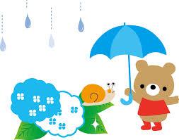 梅雨入り☔️